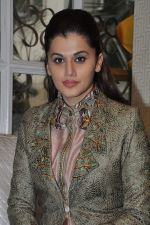 Taapsee Pannu at dvar on 31st Jan 2015 (27)_54ce3507508d8.JPG
