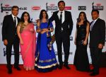 Mr. Tarun Rai (CEO, Worldwide Media) with wife & Mr. Varun Berry (MD, Britannia Industries Limited) with wife graces the red carpet at the 60th Britannia Filmfare Awards_54cf5c7d0deeb.JPG