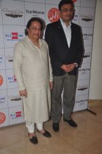 Anup Jalota at Jagjit Singh_s birth anniversary in Mumbai on 3rd Feb 2015 (84)_54d1c7c96483d.JPG