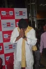Mithun Chakraborty at Big FM in Mumbai on 3rd Feb 2015 (1)_54d1c7135fdf5.JPG