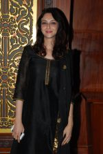 Saumya Tandon at the launch of Irshad Kamil_s first book of poems, Ek Maheena Nazmon Ka in Mumbai on 3rd Feb 2015 (164)_54d1cb4c222b7.JPG