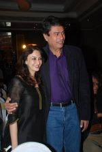 Saumya Tandon, Kanwaljit Singh at the launch of Irshad Kamil_s first book of poems, Ek Maheena Nazmon Ka in Mumbai on 3rd Feb 2015 (163)_54d1cb4cf30e9.JPG