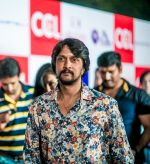 Sudeep at Hundred Hearts Glamorous Charity Dinner on 3rd Feb 2015 (29)_54d1ddcb3e211.JPG
