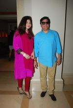 Alka Yagnik, Lalit Pandit at Radio Mirchi Awards jury meet in J W Marriott, Mumbai on 4th Feb 2015 (45)_54d32b0911b43.JPG