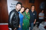 Arya Babbar, Juhi Babbar, Nadira Babbar, Raj Babbar at Arya Babbar_s book launch in Enigma on 4th Feb 2015 (4)_54d32d96357f1.JPG