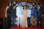 Gunjan Malhotra, Sidhant Gupta, Sonu Nigam, Suzanna Mukherjee, Amit Khanna, Sharib Hashmi, Karan Mehra at Badmashiyan music launch in Bandra, Mumbai on 4th Feb 2015 (48)_54d3286ae6884.JPG