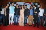 Gunjan Malhotra, Sidhant Gupta, Sonu Nigam, Suzanna Mukherjee, Amit Khanna, Sharib Hashmi, Karan Mehra at Badmashiyan music launch in Bandra, Mumbai on 4th Feb 2015 (56)_54d3286f4ba08.JPG