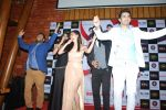 Gunjan Malhotra, Sidhant Gupta, Suzanna Mukherjee, Amit Khanna, Sharib Hashmi, Karan Mehra at Badmashiyan music launch in Bandra, Mumbai on 4th Feb 2015 (32)_54d32871dcb81.JPG