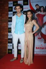Sidhant Gupta, Suzanna Mukherjee at Badmashiyan music launch in Bandra, Mumbai on 4th Feb 2015 (54)_54d32875370b8.JPG