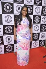 Arpita Khan at Asha Karla_s summer 2015 couture collection hosted by Arpita Khan in Juhu, Mumbai on 5th Feb 2015 (10)_54d47630a7106.JPG