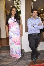 Arpita Khan at Asha Karla_s summer 2015 couture collection hosted by Arpita Khan in Juhu, Mumbai on 5th Feb 2015 (72)_54d4763541585.JPG