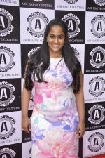 Arpita Khan at Asha Karla_s summer 2015 couture collection hosted by Arpita Khan in Juhu, Mumbai on 5th Feb 2015 (9)_54d4767613506.JPG