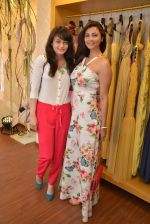 Daisy Shah, Sneha Ullal at Asha Karla_s summer 2015 couture collection hosted by Arpita Khan in Juhu, Mumbai on 5th Feb 2015 (120)_54d4770c3fa3d.JPG