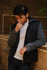 Divyendu Sharma at the Promotion of the film Dilliwaali Zaalim Girlfriend in Andheri, Mumbai on 5th Feb 2015 (24)_54d47ee540700.JPG