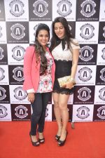 Kehkashan Patel at Asha Karla_s summer 2015 couture collection hosted by Arpita Khan in Juhu, Mumbai on 5th Feb 2015 (144)_54d47745140e1.JPG