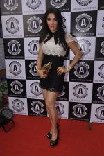 Kehkashan Patel at Asha Karla_s summer 2015 couture collection hosted by Arpita Khan in Juhu, Mumbai on 5th Feb 2015 (148)_54d4774c4a1d9.JPG