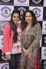 Masaba at Asha Karla_s summer 2015 couture collection hosted by Arpita Khan in Juhu, Mumbai on 5th Feb 2015 (30)_54d4775792c72.JPG