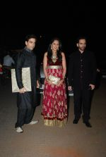 Luv Sinha, Kush Sinha snapped at Hinduja bash in Mumbai on 6th Feb 2015 (98)_54d5e63733026.JPG