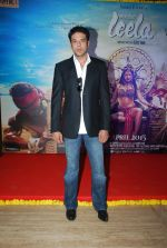 Mohit Alawat at Ek Paheli Leela trailor launch in PVR, Mumbai on 6th Feb 2015 (4)_54d5f1a493f82.JPG