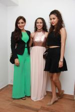 Neha Sharma at Pilate instructor Narata Purohit_s 4th anniversary bash in Santacruz, Mumbai on 7th Feb 2015 (75)_54d75148f23a4.jpg