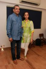 Paresh Rawal at Pilate instructor Narata Purohit_s 4th anniversary bash in Santacruz, Mumbai on 7th Feb 2015 (21)_54d75112216a6.jpg
