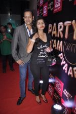 Sonali Raut, Rahul Mahajan at Rj Pritam bash in F Bar on 7th Feb 2015 (25)_54d74e272473c.JPG
