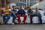 David Dhawan, Madhur Bhandarkar, Sashi Ranjan, Anil Sharma at The Indian film and Television Directors Association Office Opening in Mumbai on 8th Feb 2015 (16)_54d86d379c28e.JPG