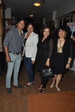 Shaan, Manasi Joshi Roy watch the play unfaithfully Yours on 8th Feb 2015 (5)_54d85b2aee5fb.JPG