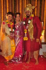 Rahul Thackeray_s wedding ceremony in Mumbai on 9th Feb 2015 (24)_54d9ad2796fad.JPG