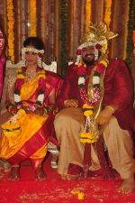 Rahul Thackeray_s wedding ceremony in Mumbai on 9th Feb 2015 (34)_54d9ad334adac.JPG