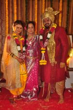 Rahul Thackeray_s wedding ceremony in Mumbai on 9th Feb 2015 (46)_54d9ad469811e.JPG