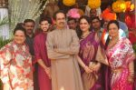 Uddhav Thackeray at Rahul Thackeray_s wedding ceremony in Mumbai on 9th Feb 2015 (38)_54d9adb31e055.JPG