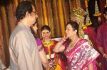 Uddhav Thackeray at Rahul Thackeray_s wedding ceremony in Mumbai on 9th Feb 2015 (43)_54d9adbac93db.JPG