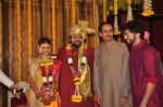 Uddhav Thackeray at Rahul Thackeray_s wedding ceremony in Mumbai on 9th Feb 2015 (45)_54d9adbdad509.JPG