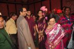 Uddhav Thackeray at Rahul Thackeray_s wedding ceremony in Mumbai on 9th Feb 2015 (47)_54d9adc04dbfc.JPG