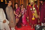 Uddhav Thackeray at Rahul Thackeray_s wedding ceremony in Mumbai on 9th Feb 2015 (40)_54d9adb62b8b3.JPG