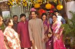 Uddhav Thackeray at Rahul Thackeray_s wedding ceremony in Mumbai on 9th Feb 2015 (50)_54d9adc420bdc.JPG