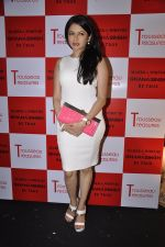 Bhagyashree at the launch of collection Trousseau Treasures designed by Maheka Mirpuri at the Ghanasingh Be True Jewellery Salon, Bandra on 11th Feb 2015 (6 (62)_54dc6421bcdd6.JPG