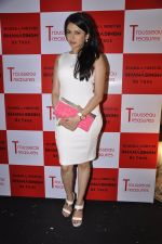Bhagyashree at the launch of collection Trousseau Treasures designed by Maheka Mirpuri at the Ghanasingh Be True Jewellery Salon, Bandra on 11th Feb 2015 (6_54dc641f5b851.JPG