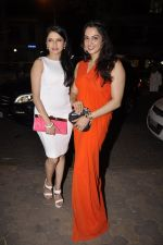 Isha Koppikar,Bhagyashree at the launch of collection Trousseau Treasures designed by Maheka Mirpuri at the Ghanasingh Be True Jewellery Salon on 11th Feb 2015 (56)_54dc6423ed60c.JPG