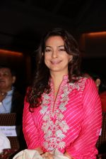 Juhi Chawla at the launch of RUBARU fusion show in Mumbai on 11th Feb 2015 (9)_54dc6504b19bb.jpg