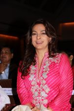 Juhi Chawla at the launch of RUBARU fusion show in Mumbai on 11th Feb 2015 (8)_54dc64d2a649a.jpg