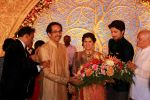 Uddhav Thackeray at Designer Manali Jagtap_s Wedding Reception in Mumbai on 11th Feb 2015 (108)_54dc63c9632b3.jpg