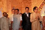 Uddhav Thackeray at Designer Manali Jagtap_s Wedding Reception in Mumbai on 11th Feb 2015 (115)_54dc63d1bd9b2.jpg