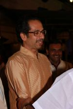 Uddhav Thackeray at Designer Manali Jagtap_s Wedding Reception in Mumbai on 11th Feb 2015 (92)_54dc63b667469.jpg