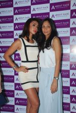 Mahek Chahal, Shamita Singha at About face salon launch in Khar, Mumbai on 12th Feb 2015 (87)_54ddeeebb4ced.JPG