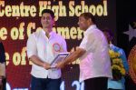 Ajay Kaul with Mohit Raina at the 34th Annual Day Celebration and Prize Distribution Ceremony of Children�s Welfare Centre High School on 14th Feb 2015_54e083ed93094.JPG