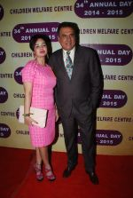 Boman Irani, Kavita at the 34th Annual Day Celebration and Prize Distribution Ceremony of Children_s Welfare Centre High School on 14th Feb 2015,1  (13)_54e086a0785f4.JPG