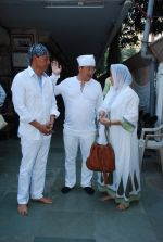 Danny Denzongpa at Madan Mohan_s prayer meet in Andheri, Mumbai on 13th Feb 2015 (92)_54dffffc4fb27.JPG