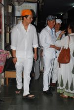 Danny Denzongpa at Madan Mohan_s prayer meet in Andheri, Mumbai on 13th Feb 2015 (98)_54e00004443b4.JPG